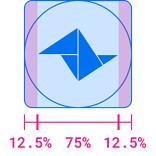 Clear Space Icon square